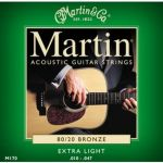Martin Bronze 10-47 gauge strings