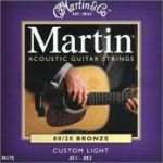 Martin Bronze 11-52 gauge strings