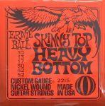 Ernie Ball Skinny Top Heavy Bottom 10-52 gauge strings